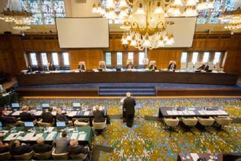 Hồi đồng trọng tài của PCA tại The Hague, Hà lan