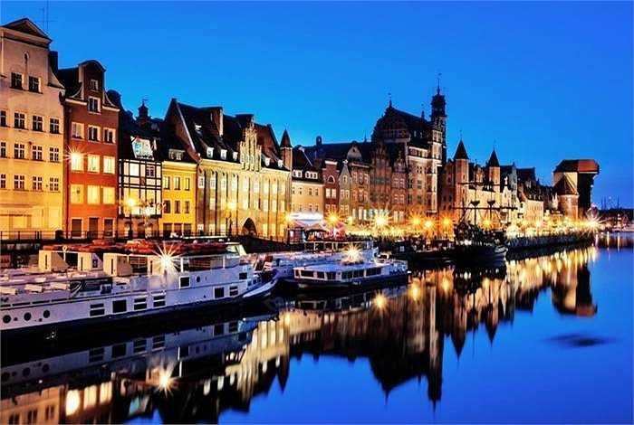 Ba Lan: Năm 2016, thành phố Wroclaw của nước này sẽ là thủ đô văn hóa của châu Âu. Đây cũng là địa điểm du lịch