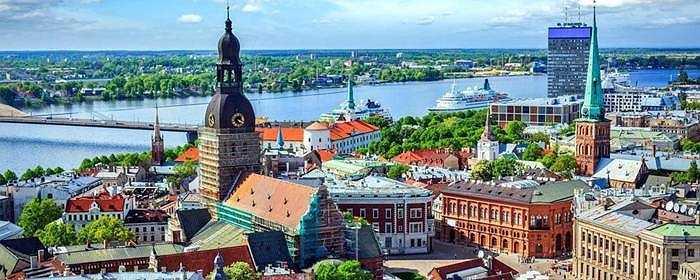 Latvia: Cơ quan chức năng nước này đã khôi phục nhiều công trình kiến trúc cổ, những tòa nhà trong các rừng thông và văn hóa ẩm thực