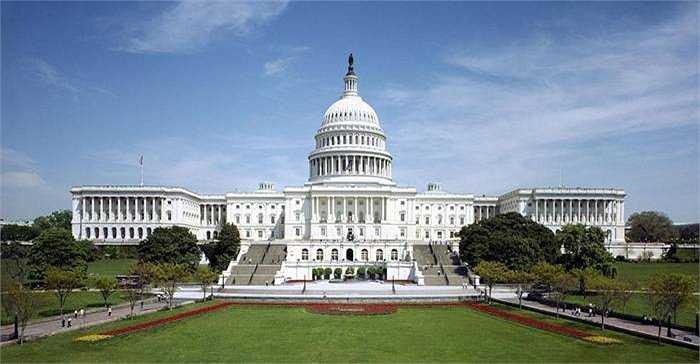 Hoa Kỳ: Đất nước này nổi tiếng với nhiều công trình đẹp và các công viên quốc gia kỳ vĩ, ấn tượng