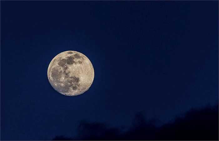 7. Trái đất có động đất, Mặt trăng có chấn động được gọi là moonquakes -'động trăng'. Nếu bạn nghĩ rằng Trái Đất là hành tinh duy nhất có trải nghiệm chấn động, bạn đã sai. Mặt trăng có thể diễn ra những trận 'động trăng' - moonquakes đạt đến cường độ 5,5 độ Richter.