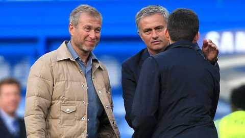 Abramovich vẫn đang chần chừ trong quyết định sa thải Mourinho