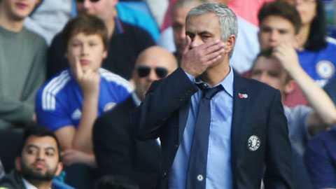 Mourinho đang thua hết trận này đến trận khác