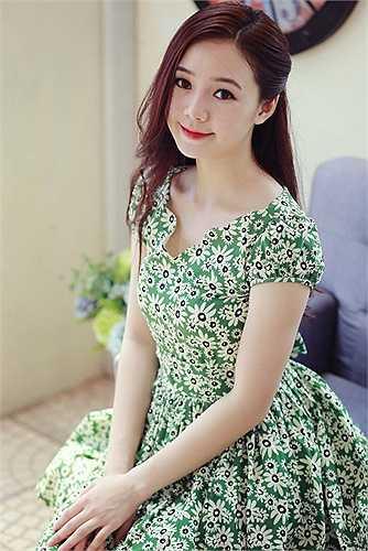 Thần tượng của Quỳnh Kool là mẹ. Mẹ chính là người phụ nữ đẹp nhất và tài giỏi nhất trong mắt cô.