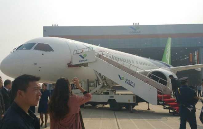 Máy bay động cơ kép C191 của Trung Quốc