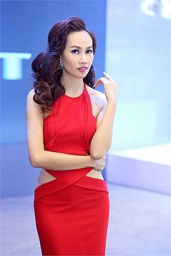 Thời gian tới cô sẽ tham gia một số hoạt động event và quay TVC tại Hàn Quốc