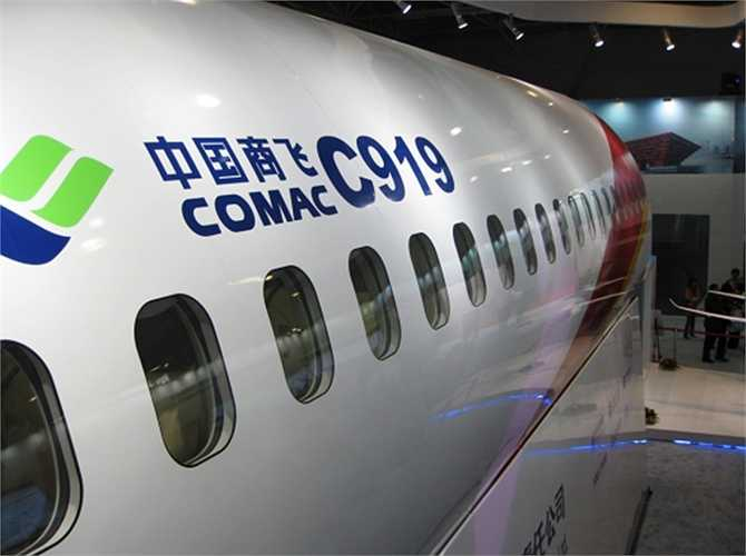 C919 sử dụng động cơ LEAP-1C của liên doanh CFM giữa Mỹ và Pháp, dự kiến đến năm 2020 sẽ sử dụng động cơ động cơ CJ-1000A do nhà máy chế tạo động cơ máy bay Trường Giang sản xuất