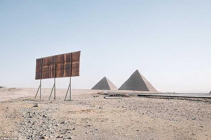 Ai Cập - quê hương của các Pharaoh với những Kim tự tháp khổng lồ - là điểm đến rất thu hút khách du lịch thế giới trong hàng chục năm trở lại đây
