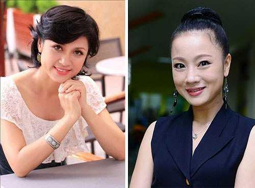 Cùng sinh năm 1972 nhưng Việt Trinh- một trong tứ đại mỹ nhân thập niên 90 vẫn giữ được vẻ đằm thắm, trong khi đó, người đẹp Mỹ Duyên cũng không kém cạnh. Chiếc răng khểnh cùng vẻ đẹp nữ tính ngày nào của cô vẫn chiếm được cảm tình của khán giả cả nước, đặc biệt là miền Nam.