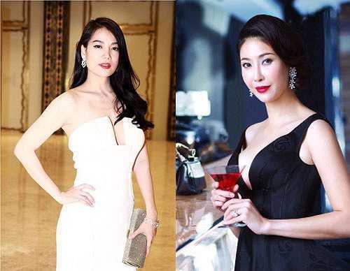 Ít ai biết rằng Trương Ngọc Ánh và Hà Kiều Anh cùng sinh năm 1976. Cả hai người đẹp cùng là những mỹ nhân có vẻ đẹp đáng ghen tỵ.