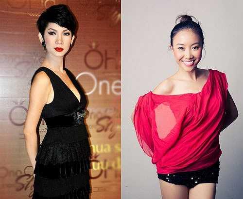 Xuân Lan và Đoan Trang cùng sinh năm 1978 và cả hai đã làm mẹ một con. Ở họ vẫn có nét đẹp riêng không lẫn với ai. Tuy nhiên, khi mà người mẫu Xuân Lan vẫn giữ được dáng vóc chuẩn thì sau khi sinh con, Đoan Trang phải mất một tg để lấy lại vóc dáng thuở con gái.
