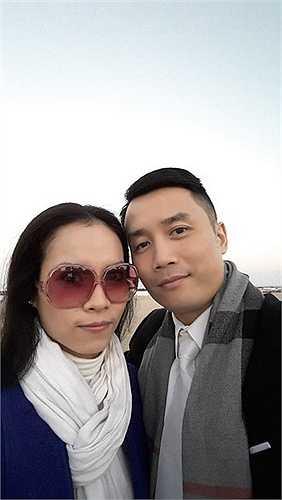Trên trang cá nhân, cặp đôi đẹp chia sẻ với người hâm mộ những hình ảnh trong chuyến đi Ý sau khi tuyên bố giã từ sàn đấu dance sport.