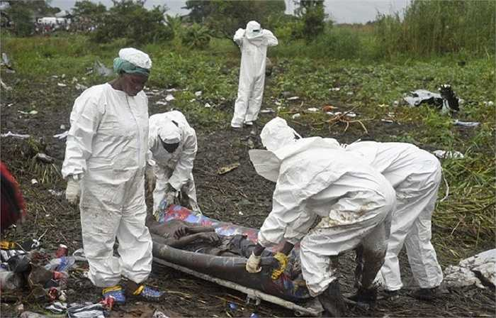 Người phát ngôn của Tổng thống Nam Sudan cho biết, chiếc máy bay gặp nạn được chở 20 người bao gồm cả hành khách và phi hành đoàn