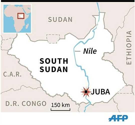 Bản đồ khu vực máy bay gặp nạn. Nguyên nhân vụ tai nạn vẫn đang được điều tra. Các nhà chức trách nghi ngờ máy bay gặp sự cố kỹ thuật hoặc chở quá tải