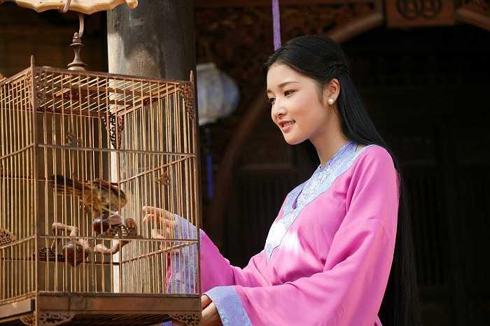 Ngắm vẻ đẹp dịu dàng của Triệu Thị Hà trong bộ phim mới.