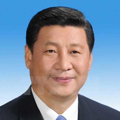 Chủ tịch Trung Quốc Tập Cận Bình. (Nguồn: TTXVN)