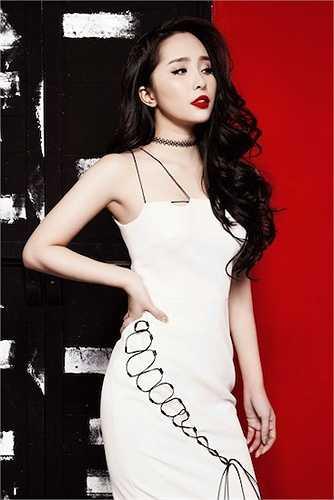 Quỳnh Nga được biết đến sau khi tham gia bộ phim 'Lập trình trái tim'.