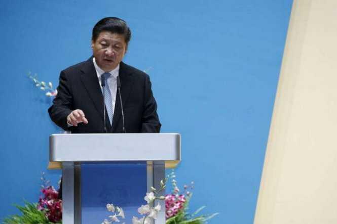 Ông Tập Cận Bình phát biểu tại Đại học quốc gia Singapore (NUS)