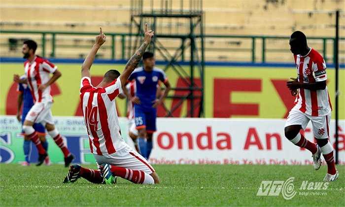 Bởi ở phút 93 Bangu Atletico Clube đã có bàn ấn định tỷ số 4-1.