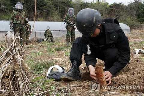 Mỹ không khuyến khích việc sử dụng bom mìn sát thương chống người bên ngoài bán đảo Triều Tiên