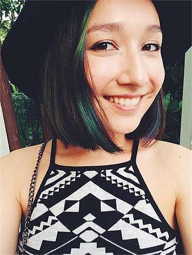 Anna Trương, cô con gái của nhạc sĩ Anh Quân cũng từng có thời gian khiến fan Việt ngây ngất vì quá xinh đẹp