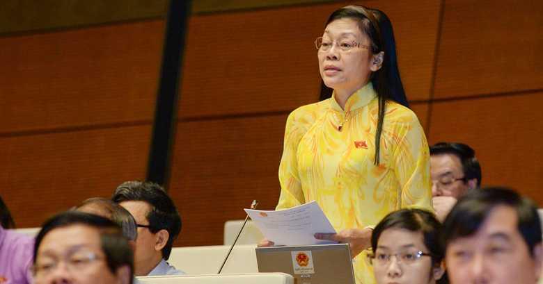 Đại biểu Lê Minh Hiền