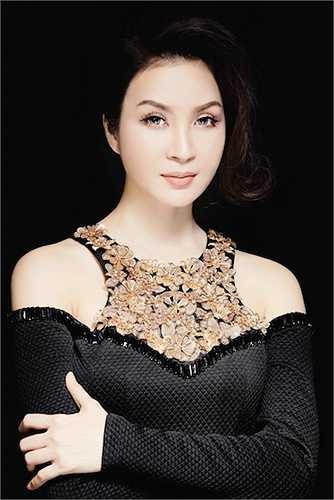 MC Thanh Mai vừa thực hiện một bộ ảnh để gửi tới người hâm mộ.