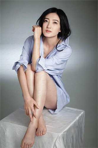 Trong một buổi phỏng vấn, nữ diễn viênđã tiết lộbình thườngcô rất ít khi son phấntrừ khi tham gia các sự kiện