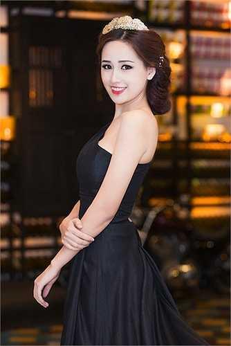 Vóc dáng đẹp cùng với gout thời trang thời thượng là điểm nhất rất lớn để Hoa hậu Việt Nam 2006 ghi điểm trong lòng công chúng