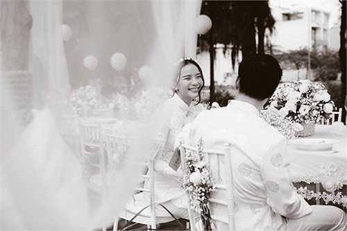 Trước khi tiến đến hôn nhân, Phan Như Thảo và đại gia Đức An quen, yêu nhau được gần một năm.