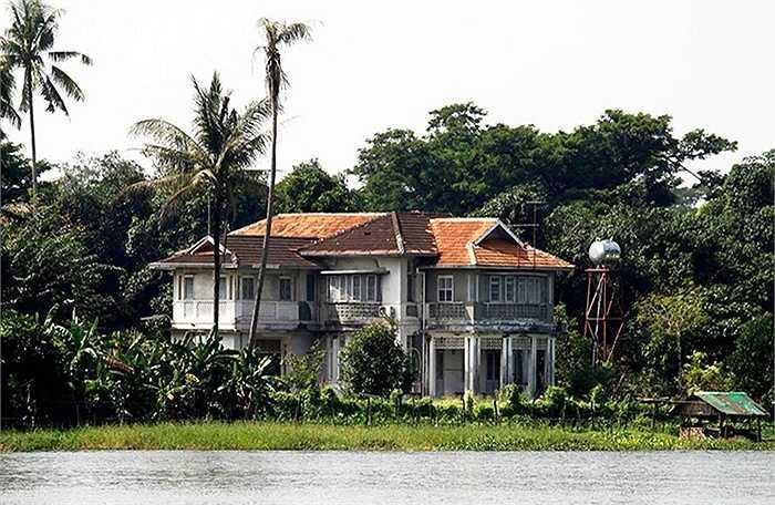 Ngôi nhà bà Aung San Suu Kyi bị quản thúc trong nhiều năm ở Rangoon