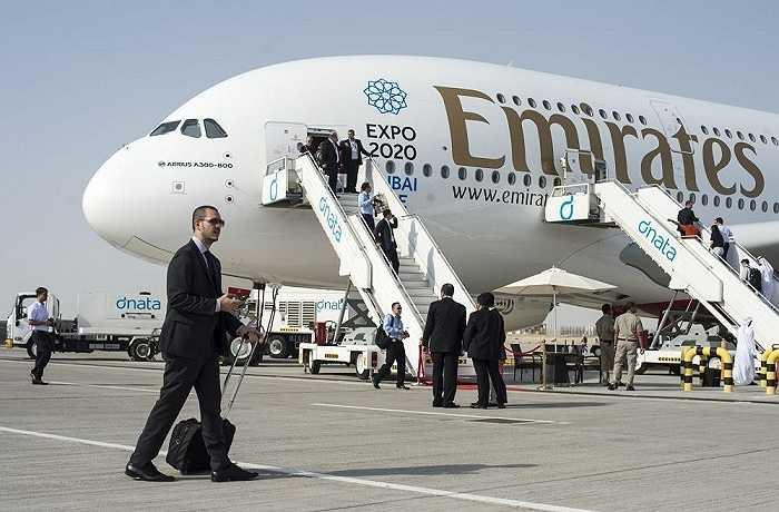Chiếc Airbus A380-800, máy bay chở khách lớn nhất thế giới