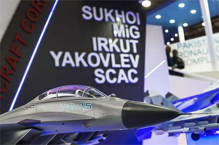 Máy bay chiến đấu đa năng MiG-35
