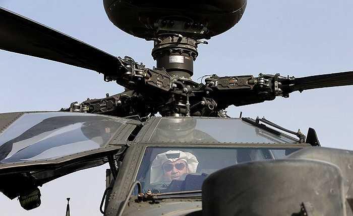 Trực thăng tấn công Apache