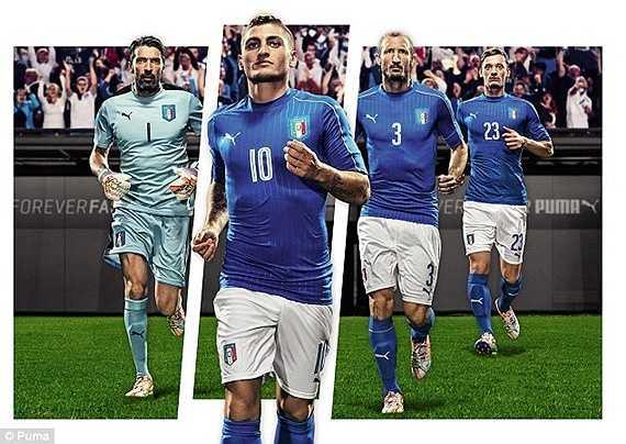 Trước thềm Euro 2016, thầy trò Antonio Conte rất muốn đổi màu tấm huy chương giành được