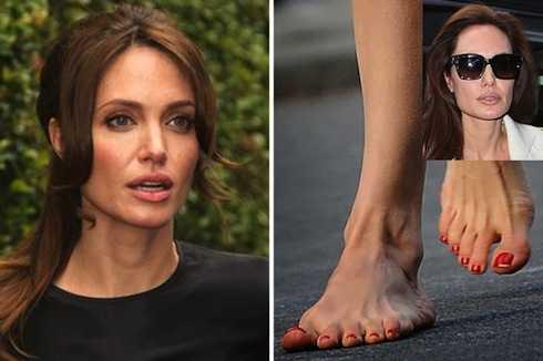 2. Angelina Jolie