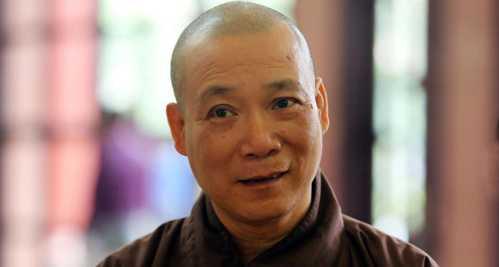 Hòa thượng Thích Bảo Nghiêm (đoàn đại biểu Quốc hội TP Hà Nội)