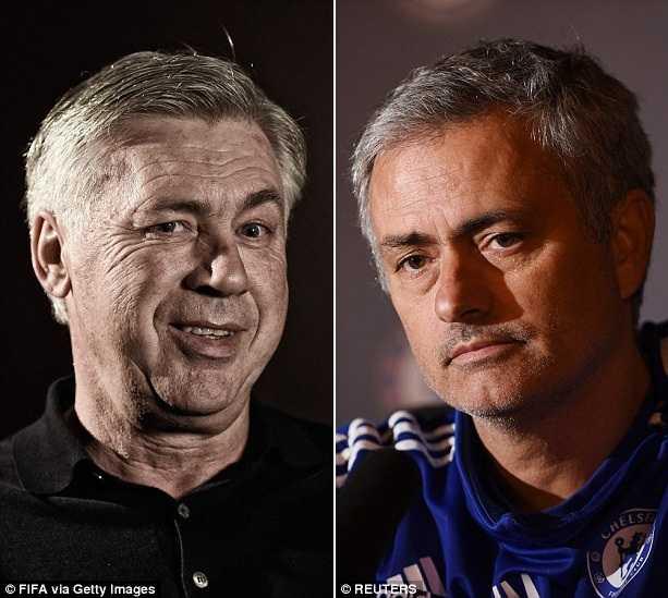Ancelotti tin chắc không ai khác ngoài Mourinho hiểu rõ vấn đề mà Chelsea đang gặp phải lúc này