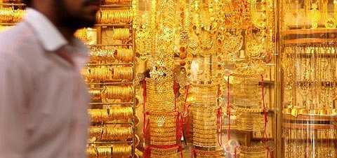 chợ truyền thống có lượng trang sức vàng lớn nhất thế giới.