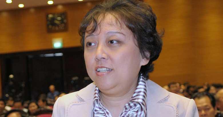 Nữ đại biểu Phạm Khánh Phong Lan
