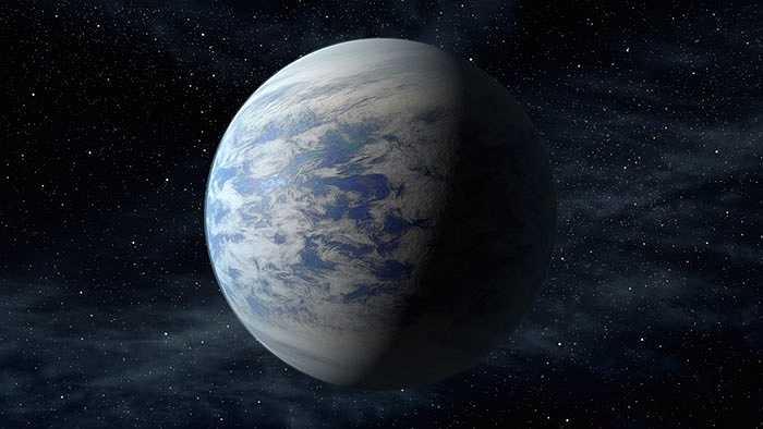 Trong cùng thời gian phát hiện ra siêu hành tinh Kepler-22b, các nhà khoa học cũng phát hiện hành tinh Kepler-69c. Vật chất cấu tạo không rõ, nằm cách Trái đất 2.700 năm ánh sáng, lớn hơn Trái đất 70% và quỹ đạo quay quanh sao mẹ mất 242 ngày. Trong hệ Mặt trời của người họ hàng này, vị trí của nó tương tự như sao Kim trong hệ Mặt trời của Trái đất. Tuy nhiên, Mặt trời của Kepler-69c sáng hơn 80% so với Mặt Trời của Trái đất.