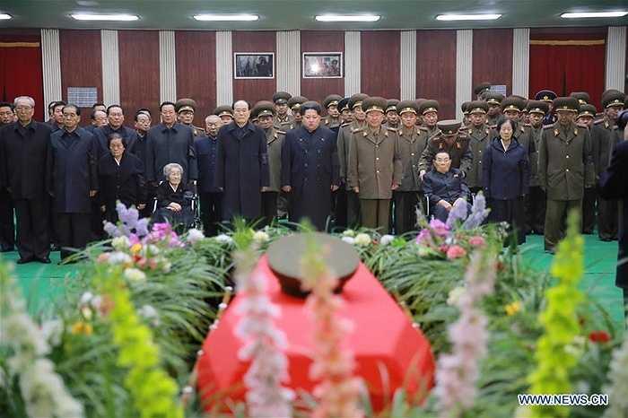 Ông Ra Uh Sol từng là Nguyên soái của quân đội Triều Tiên, Phó Chủ tịch Hội đồng nhân dân tối cao Triều Tiên