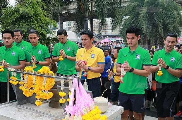 Thái Lan chỉ còn 2 trận chưa đá ở bảng F vòng loại thứ 2 World Cup 2018, cho nên trận đấu trước đối thủ yếu hơn là cơ hội để họ củng cố điểm số