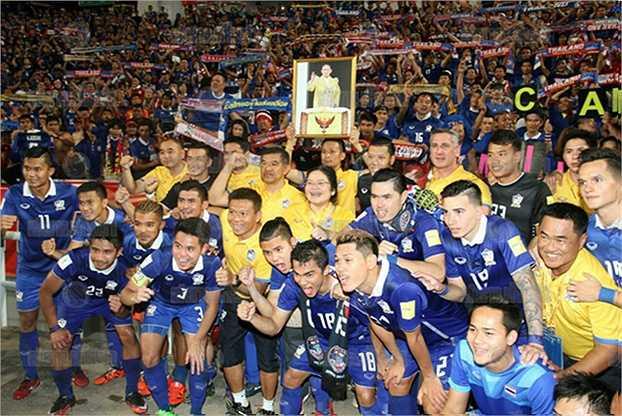 Với kết quả này, Thái Lan đã giành nửa vé tiến tới vòng loại cuối cùng World Cup 2018. Lần gần nhất mà họ đạ được thành tích này là vào năm 2002. Nó cũng đồng nghĩa với việc tuyển Việt Nam đã bị loại khi kém đối phương 9 điểm mà chỉ còn 2 trận chưa đấu.