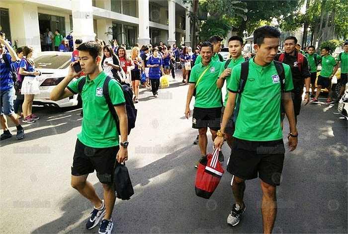 Thái Lan có đội hình mạnh nhất