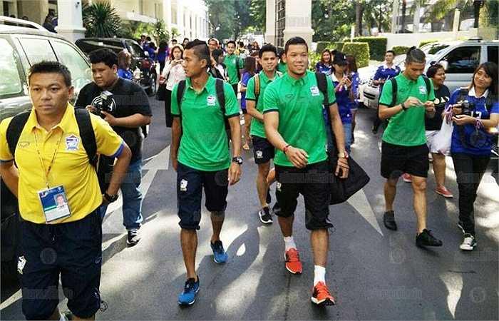 Có thêm 3 điểm, Thái Lan sẽ giữ vững ngôi đầu và hướng về mục tiêu vượt qua vòng loại thứ 1