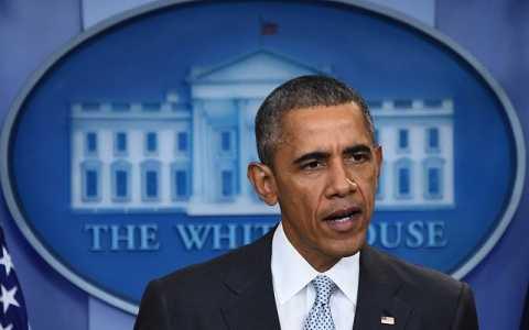 Tổng thống Barack Obama phát biểu về vụ khủng bố ở Pháp