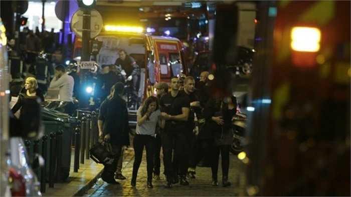 Có ít nhất 6 tay súng tham gia vào các vụ tấn công ở Paris đêm 13/11