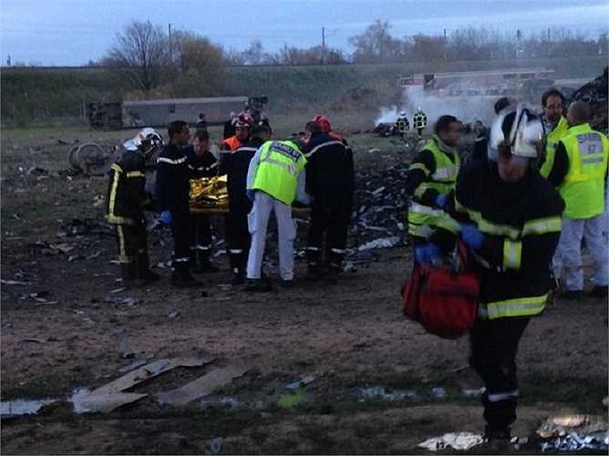 Nguyên nhân của vụ tai nạn được cho là do tàu chạy quá tốc độ