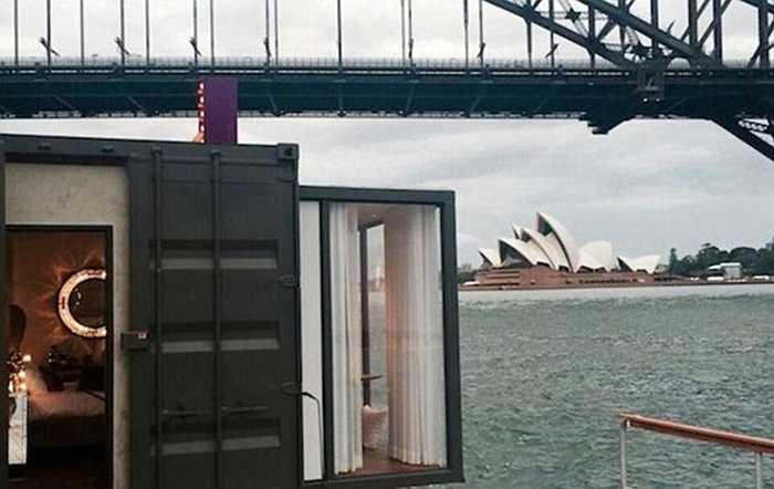 Theo đại diện quản lý khách sạn nổi này, khách sạn nổi ở Sydney sẽ cung cấp mức giá 'mềm' hơn để mọi người có thể trải nghiệm và khám phá thành phố này theo cách riêng